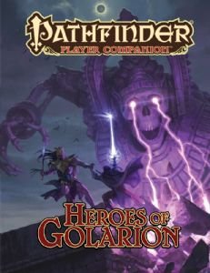 Pathfinder RPG Player Companion: Heroes of Golarion